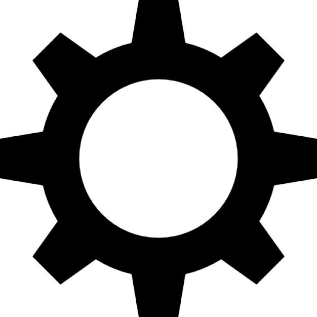 Gear Logo Vector PNG - 112653
