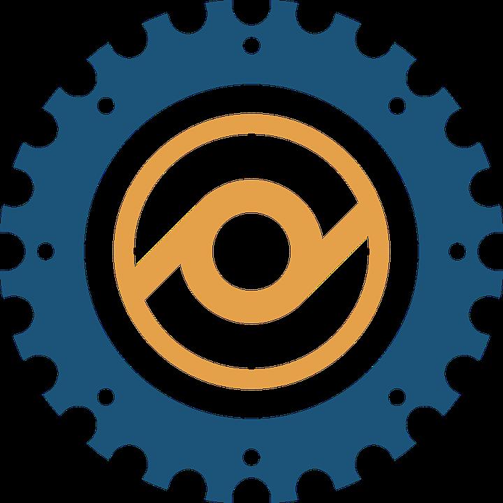 Gear Logo Vector PNG - 112639