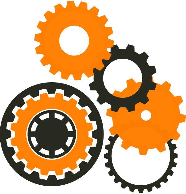 gear vector free download - Gear Logo Vector PNG