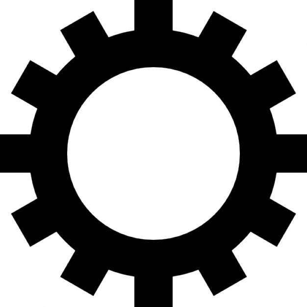 Gear Logo Vector PNG - 112642