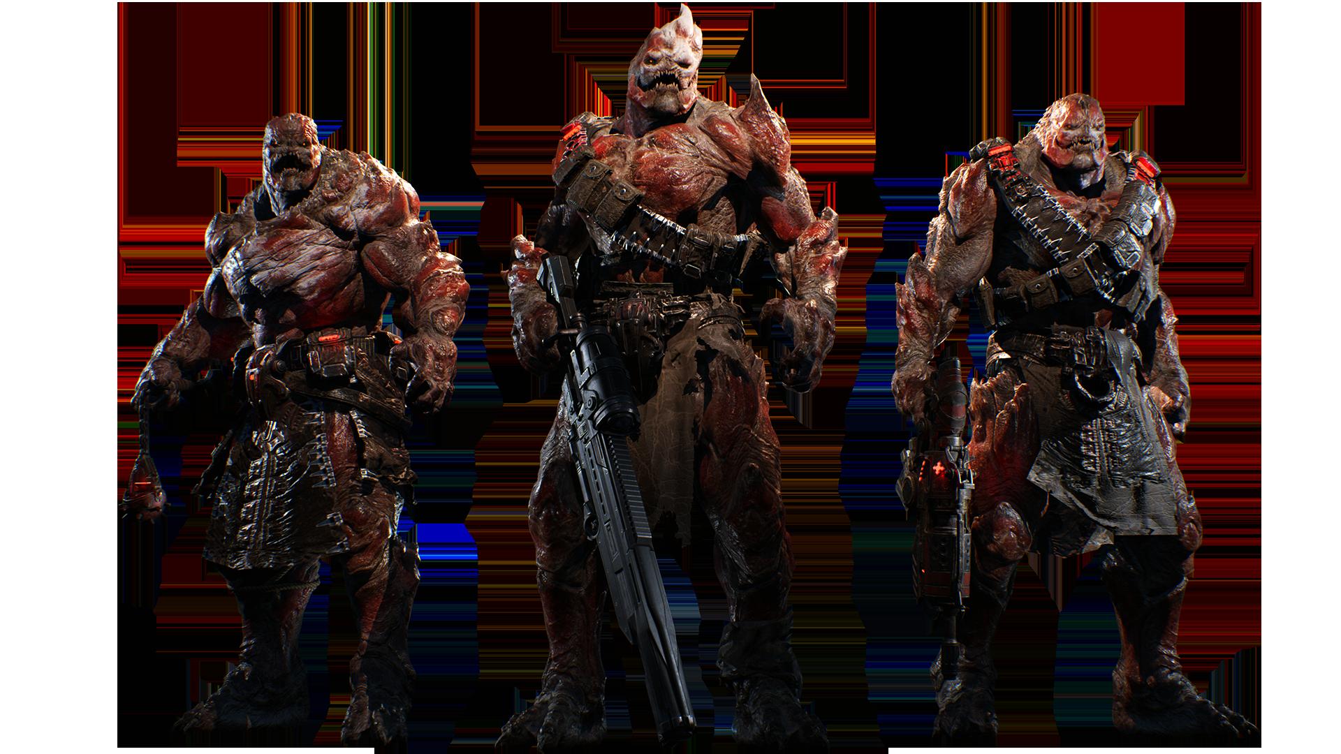 Gears Of War HD PNG-PlusPNG.c