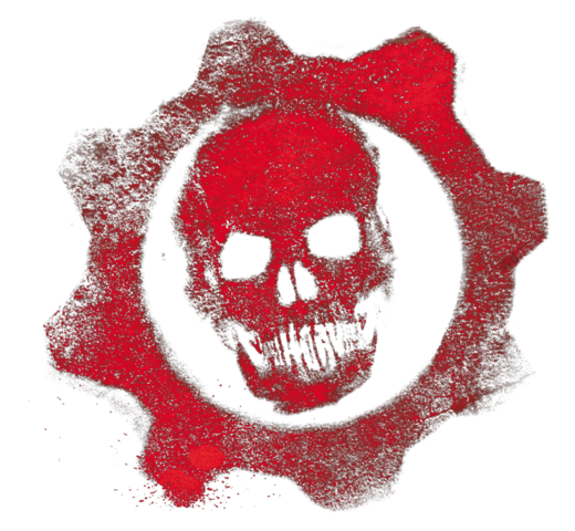 File:Gears of war logo by alexakaducky-d45v9oq.png - Gears Of War HD PNG