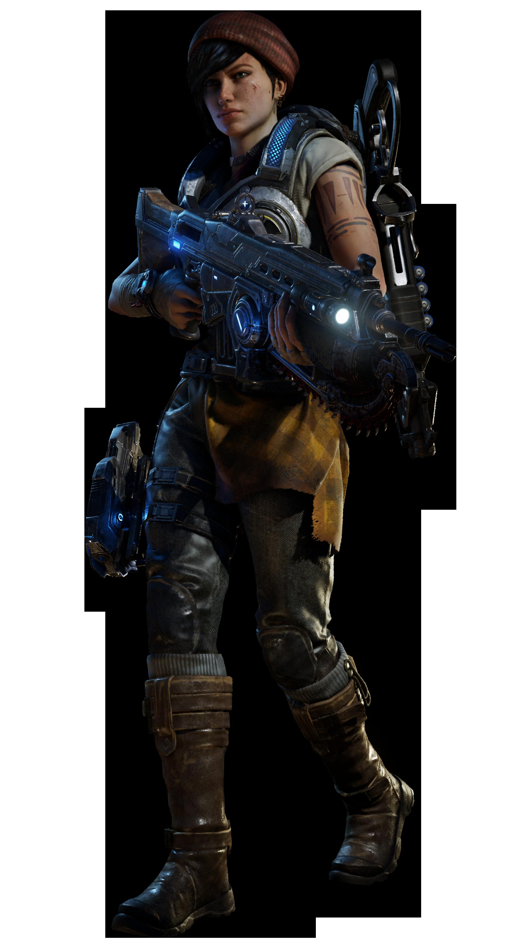 Gears Of War HD PNG - 92142