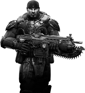 Gears Of War HD PNG - 92141