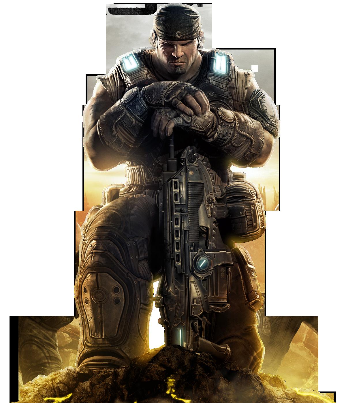 Gears Of War HD PNG - 92140