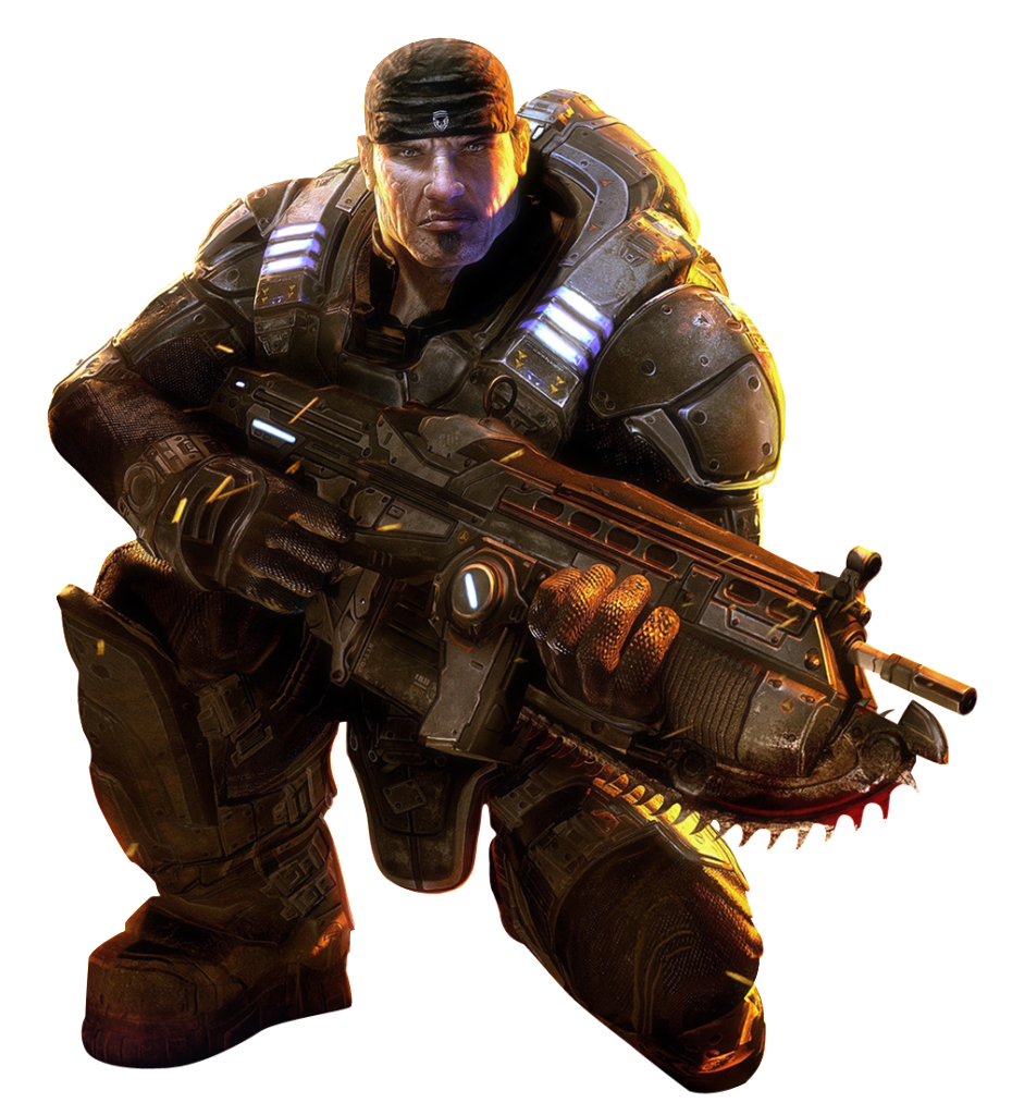 Gears Of War HD PNG - 92138