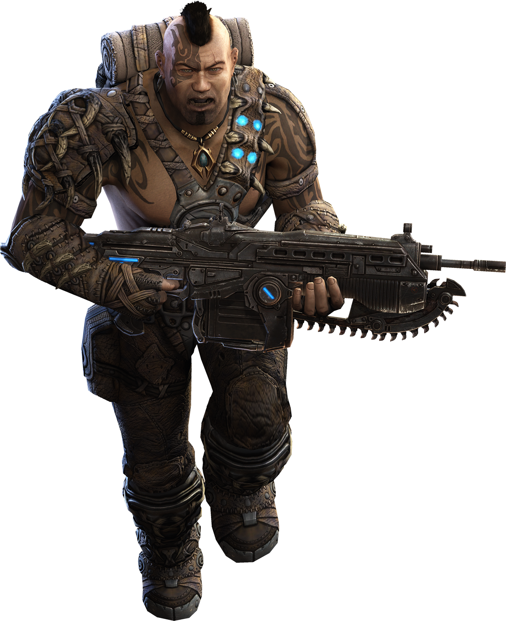 Marcus Fenix PNG Clipart - Gears Of War HD PNG