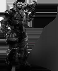 Gears Of War HD PNG - 92143