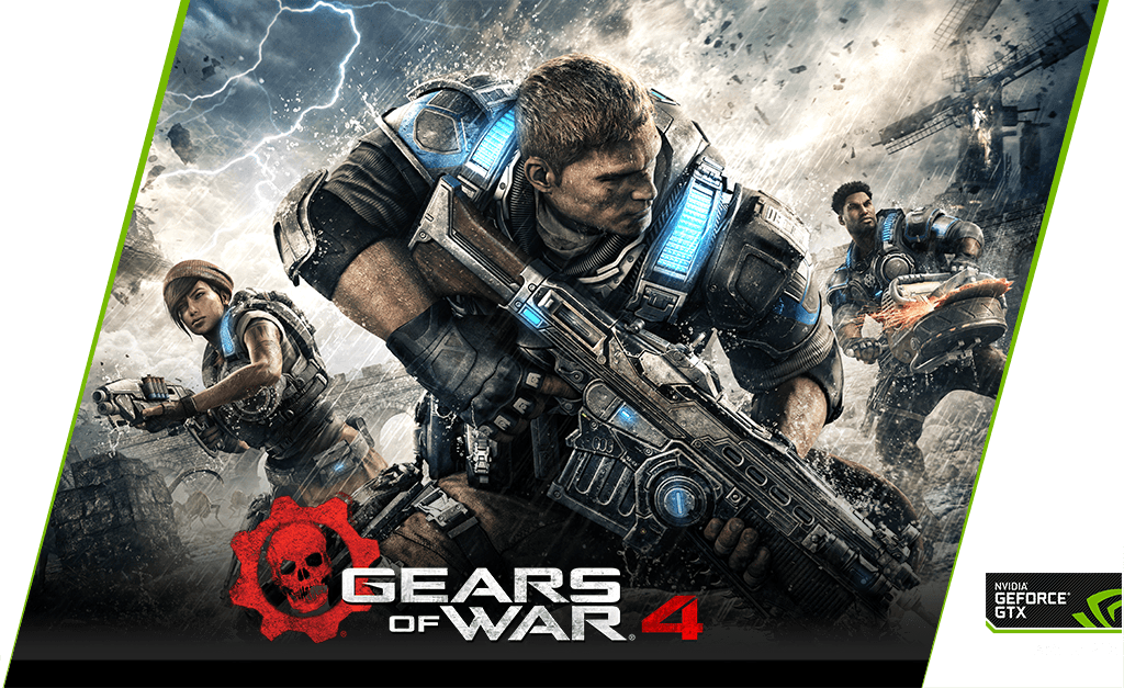 Gears Of War PNG-PlusPNG.com-1024 - Gears Of War PNG