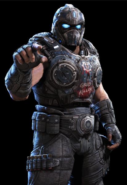 Gears Of War PNG - 172395