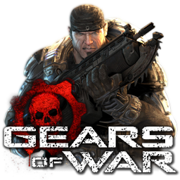 Download PNG | 256px Download ICO - Gears Of War PNG