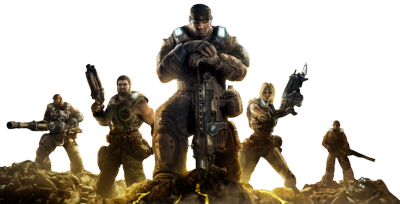 Download PNG image - Gears Of War Free Download Png 365 - Gears Of War PNG