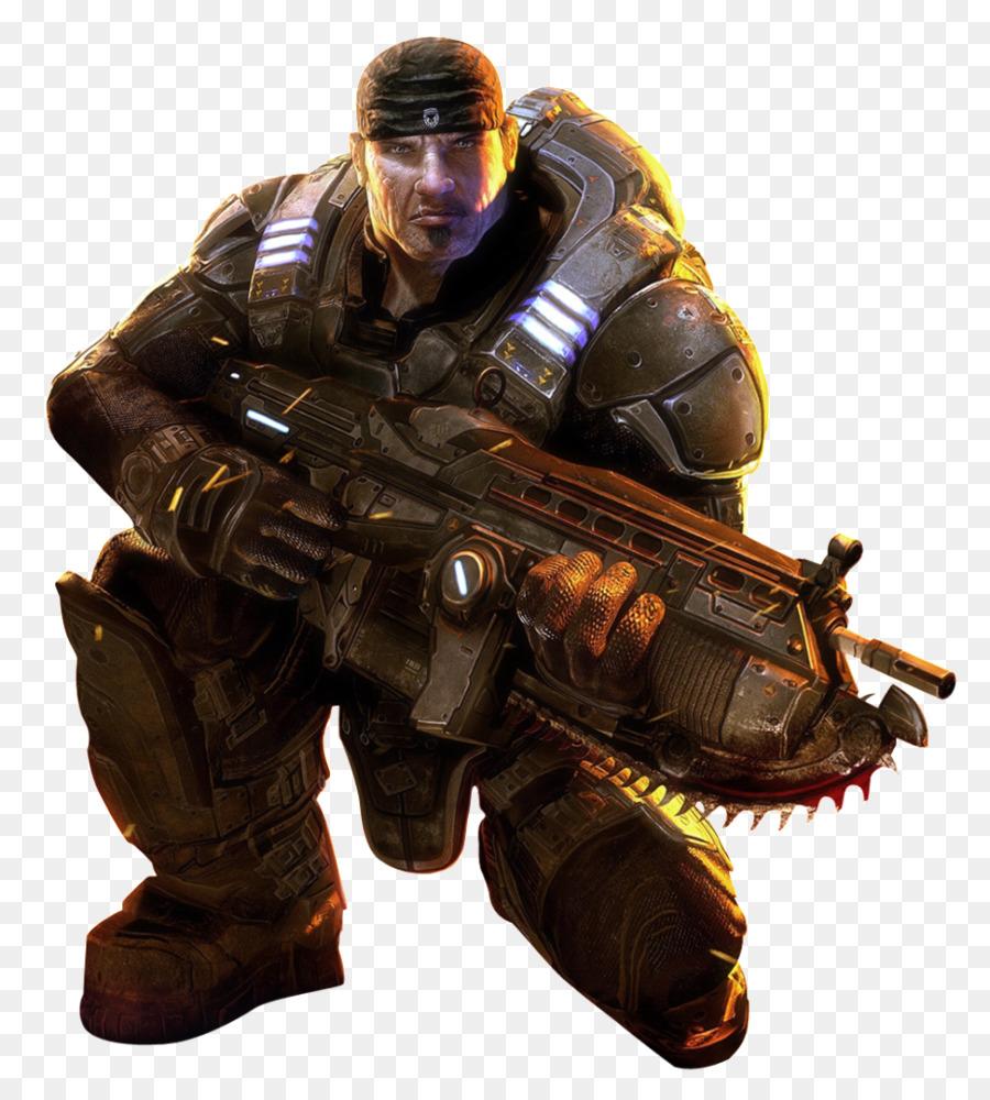 Gears Of War PNG - 172386