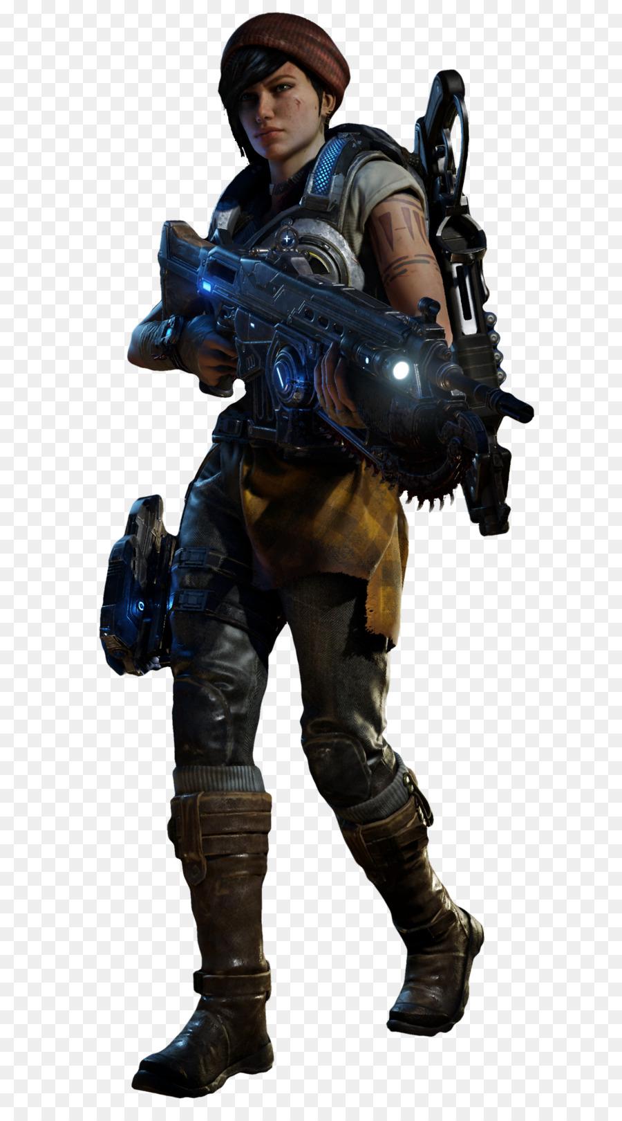 Gears Of War PNG - 172393