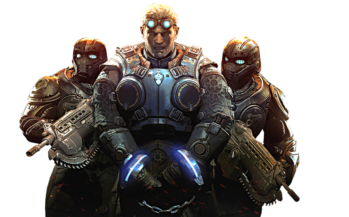 Gears of War PNG Clipart - Gears Of War PNG