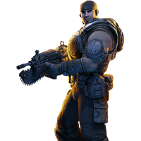 Gears Of War Png Clipart PNG