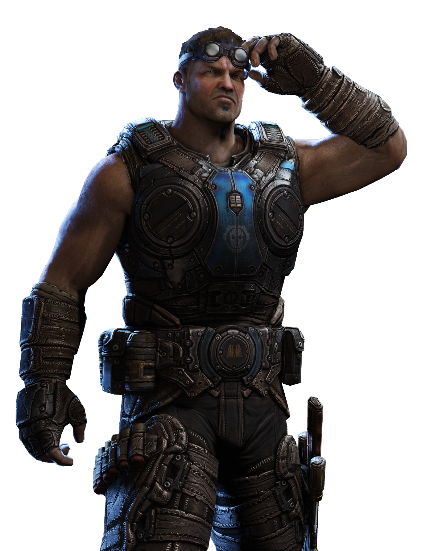 Gears of War PNG File - Gears Of War PNG