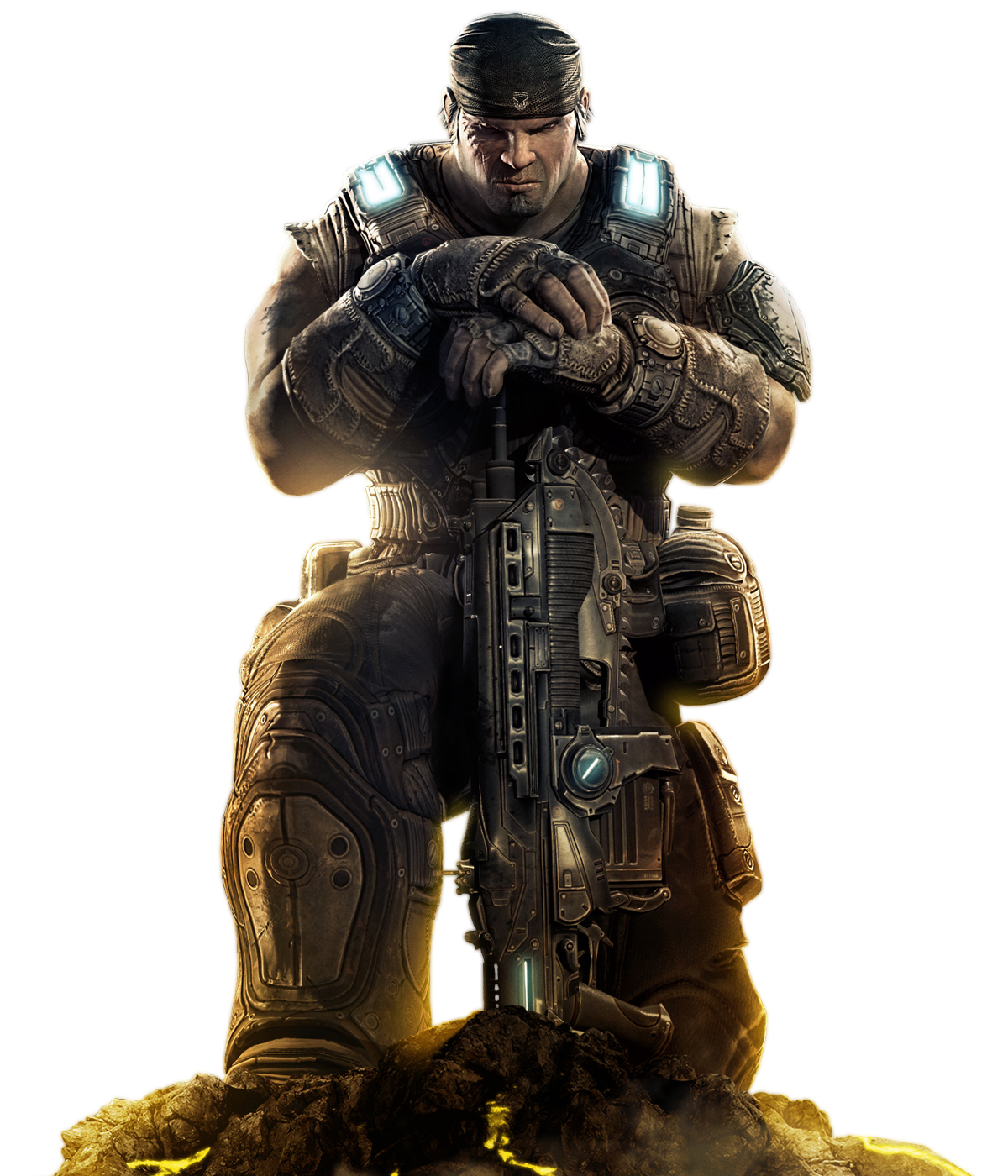 Gears of War PNG Image
