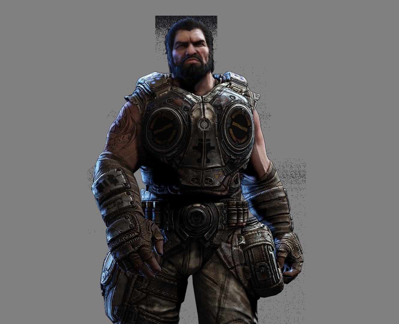 Gears Of War PNG - 172389