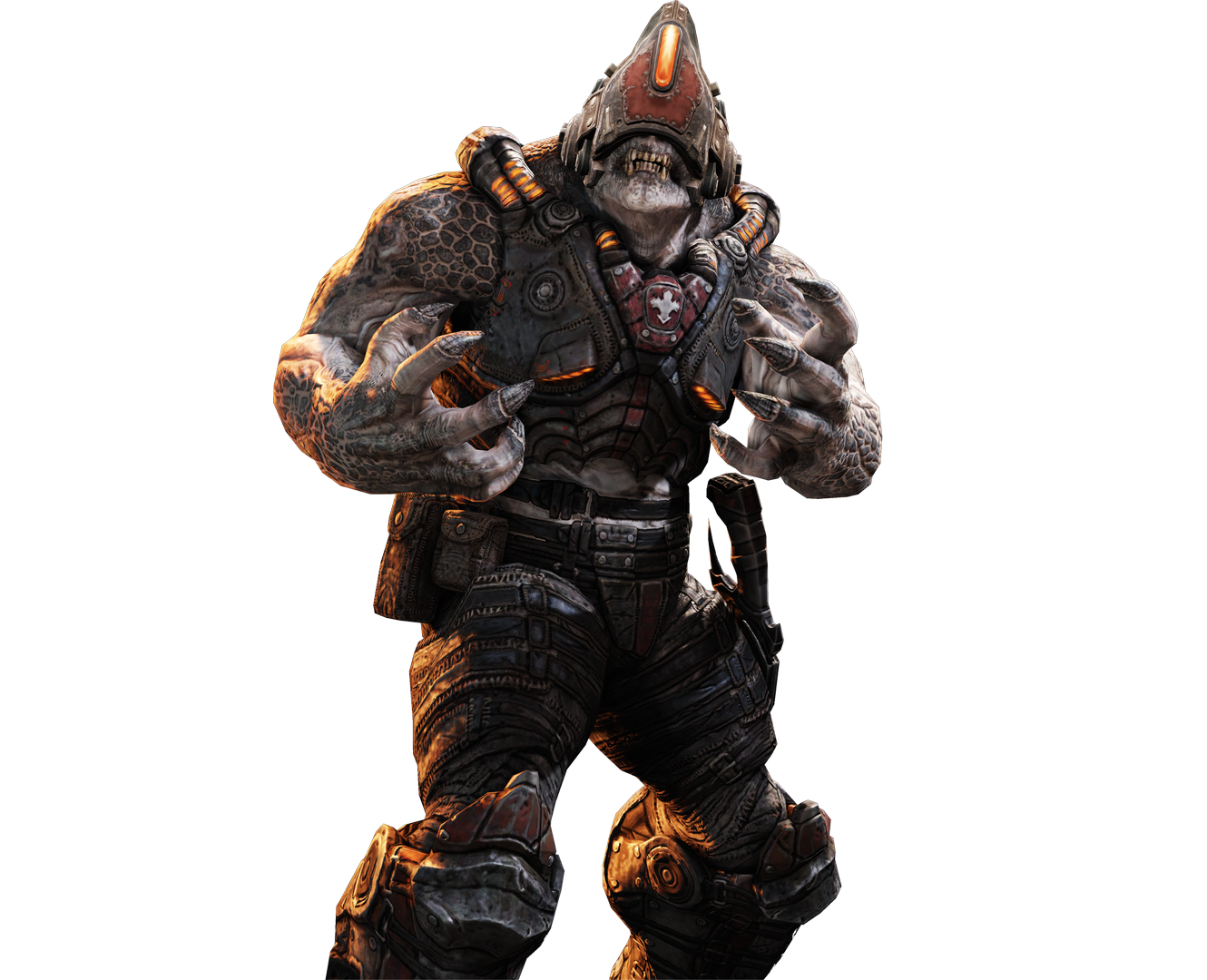 Gears of War Transparent PNG - Gears Of War PNG
