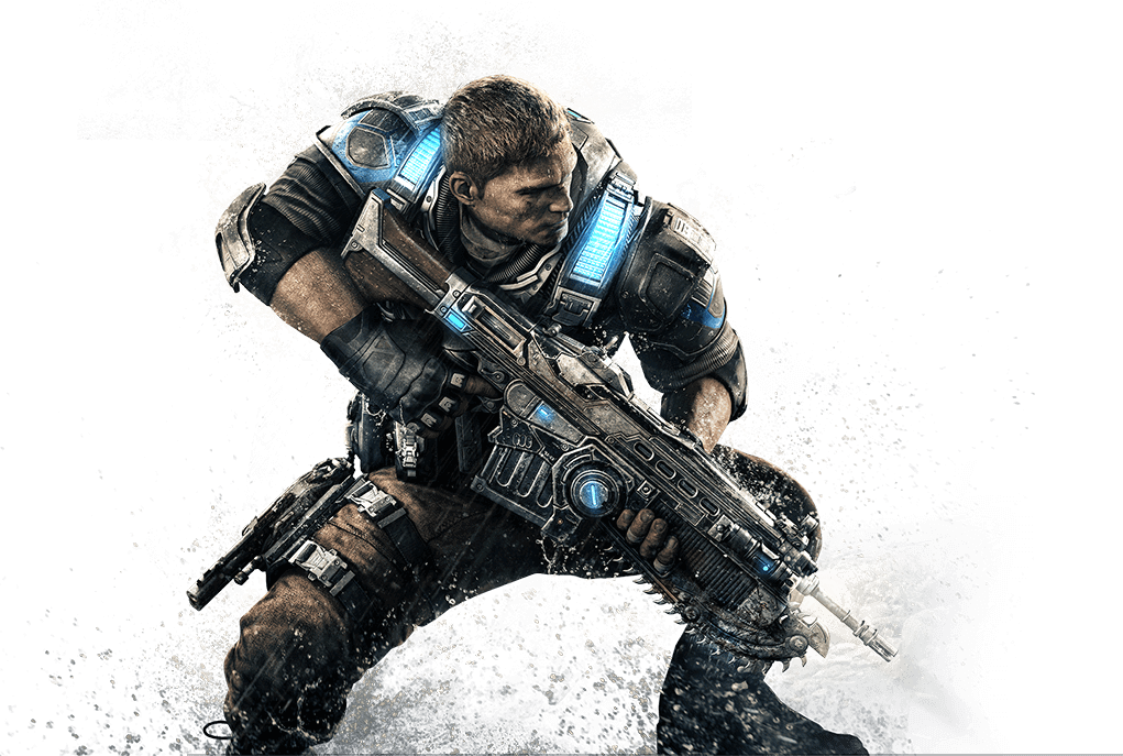 Gears Of War PNG - 172392