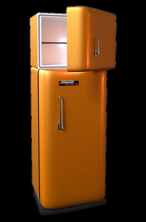 Kühlschrank, Gefrierschrank, Kühlgefrierkombination - Gefrierschrank PNG