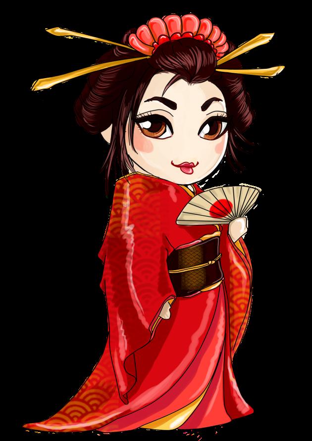 Geisha - Geisha PNG