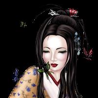 Geisha Download Png PNG Image - Geisha PNG