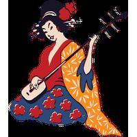 Geisha Picture PNG Image - Geisha PNG