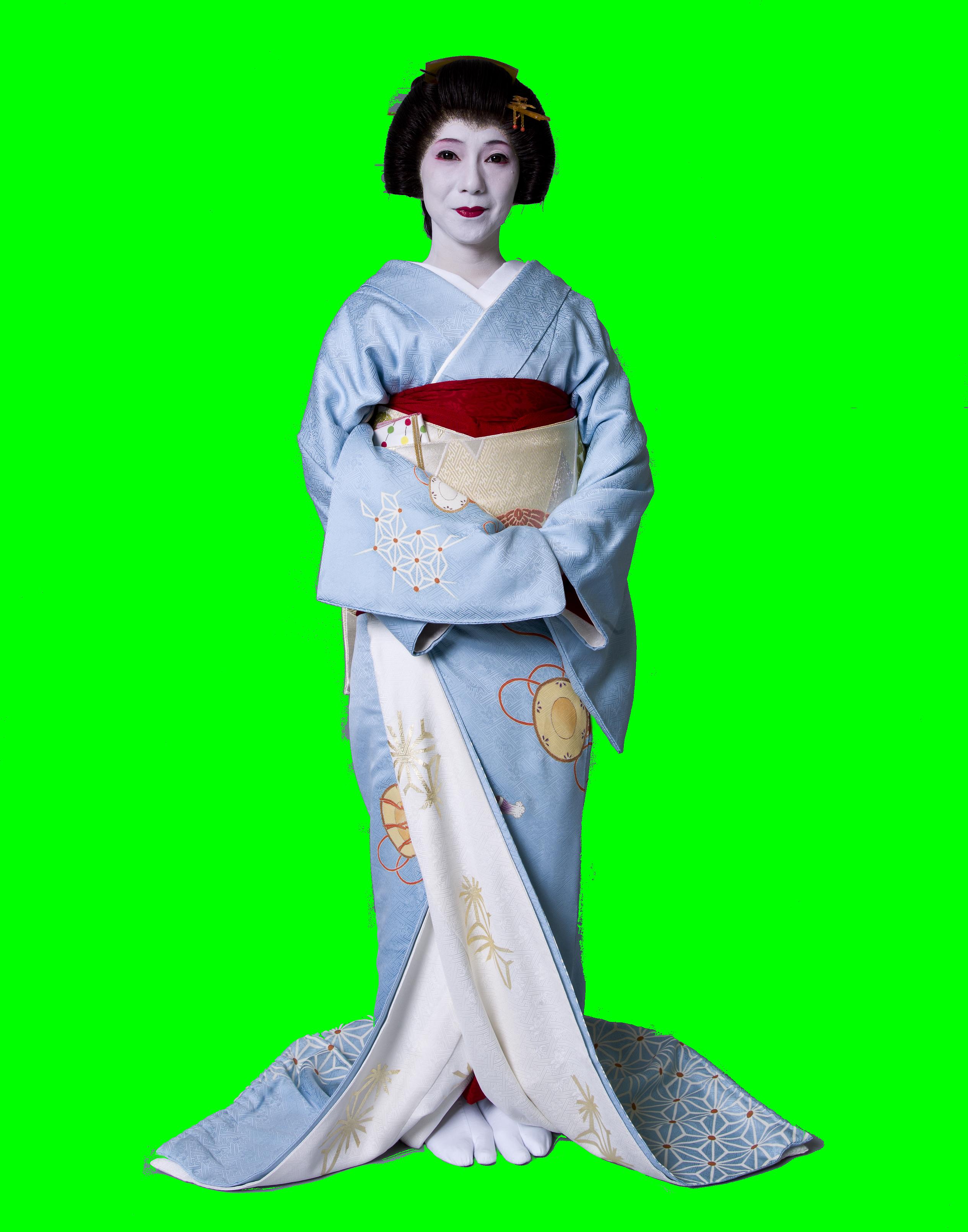 Geisha png - Geisha PNG