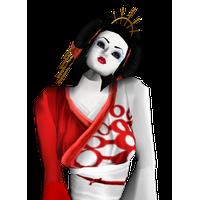 Geisha Png Picture PNG Image - Geisha PNG
