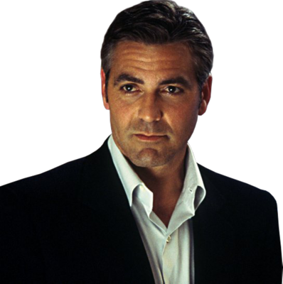 George Clooney PNG-PlusPNG.co