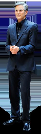 George Clooney PNG - 22249