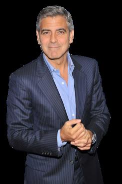 George Clooney PNG - 22233