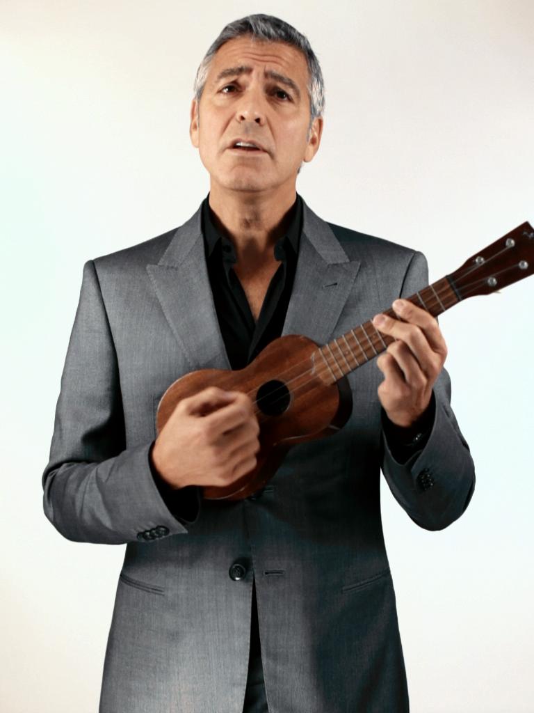George Clooney PNG - 22248