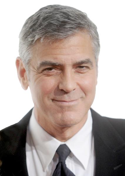 George Clooney PNG - 22234