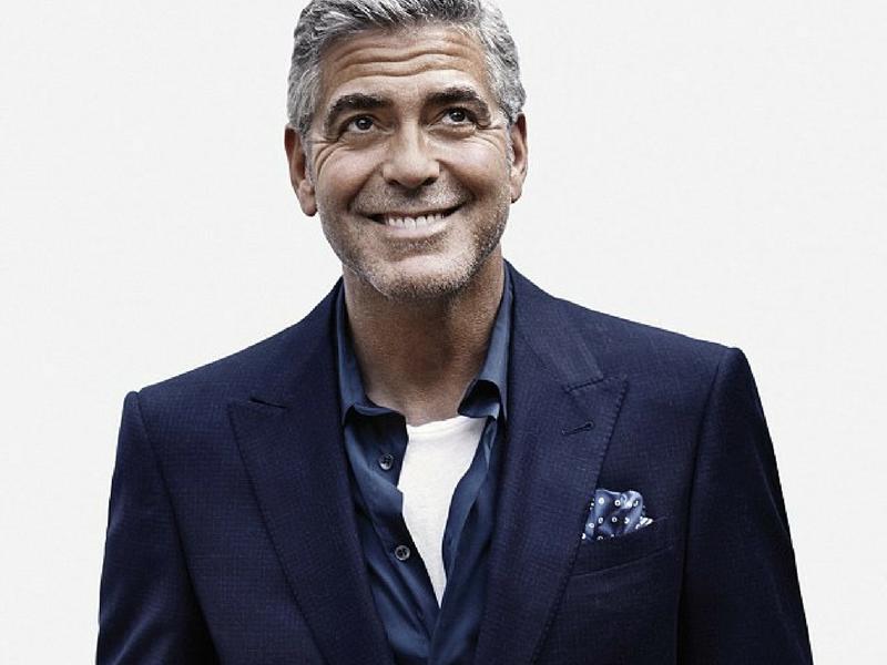 George Clooney PNG - 22246