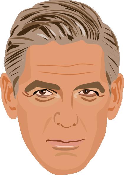 George Clooney PNG - 22240