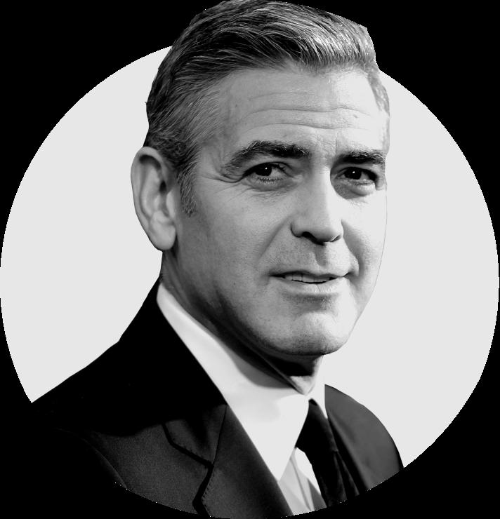 George Clooney PNG - 22236