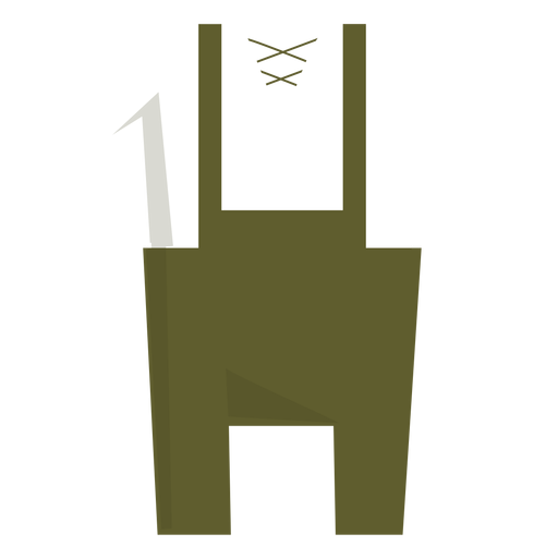 Lederhosen typical german dress men png - German Lederhosen PNG