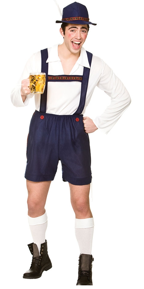 German Lederhosen PNG - 43565