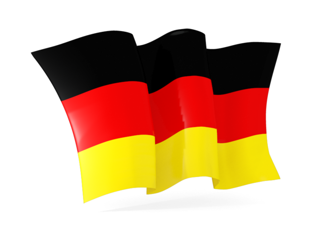 Germany Flag PNG-PlusPNG.com-640 - Germany Flag PNG