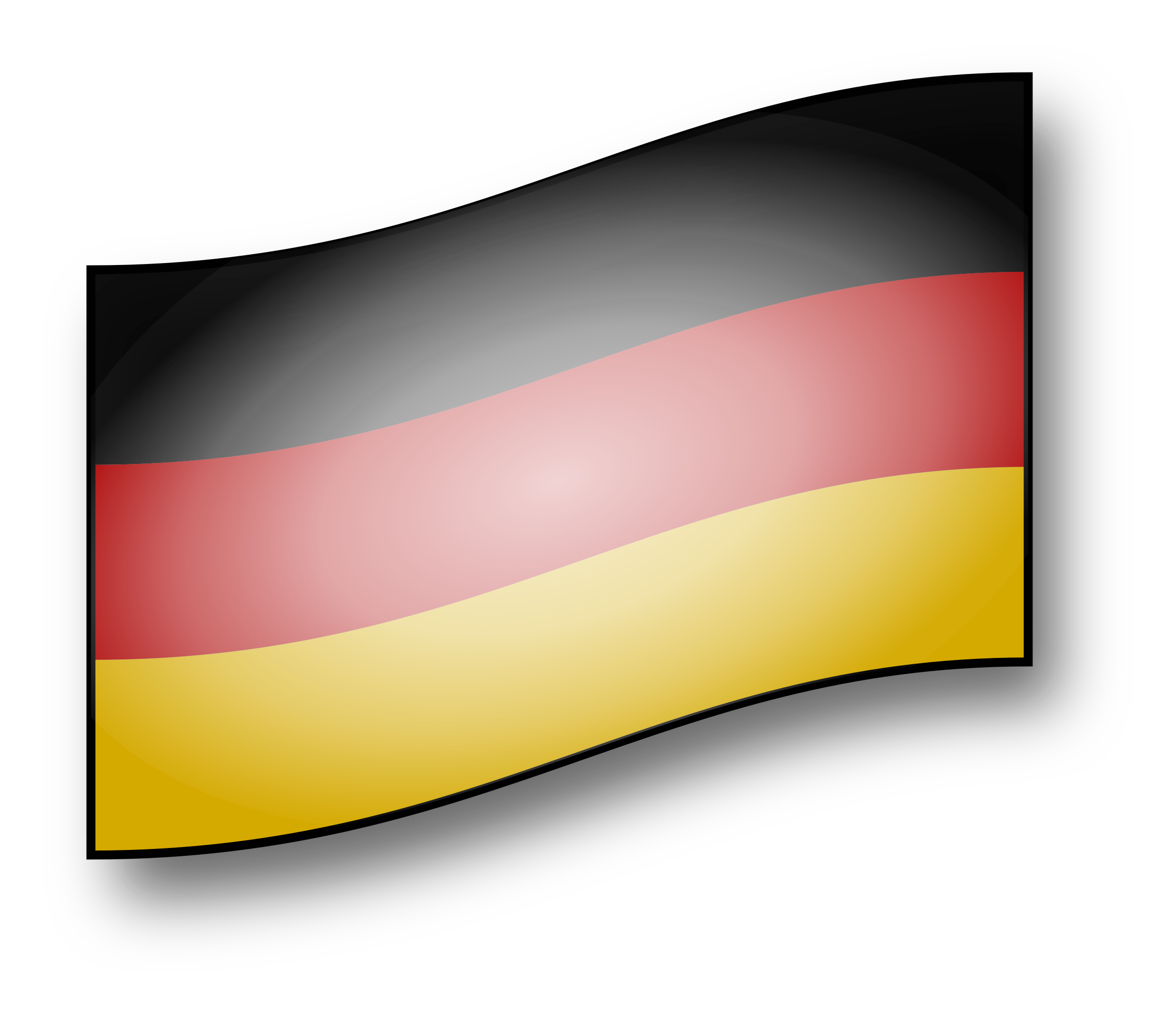 Germany Flag PNG - 20192