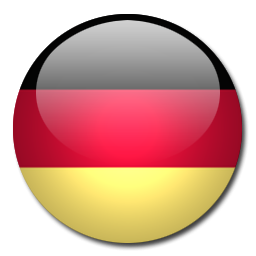 Button Flag Germany Icon, PNG - Germany Flag PNG
