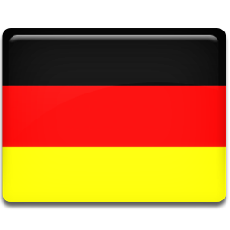 Download PNG | 256px PlusPng.com  - Germany Flag PNG