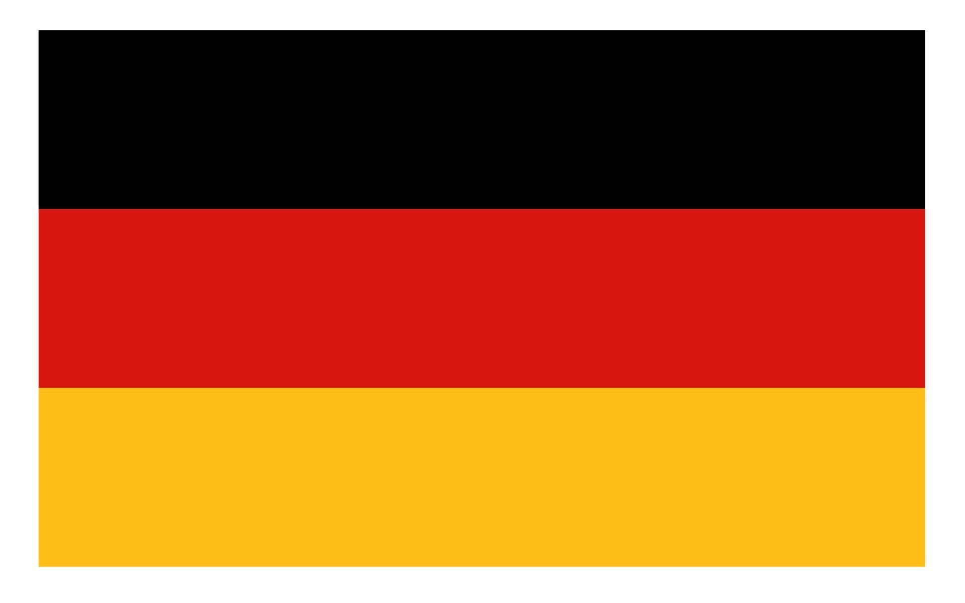 Germany Flag PNG - 20178