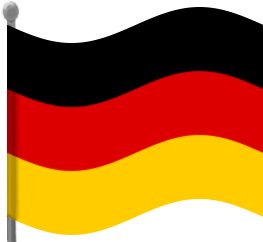 Germany Flag PNG - 20190