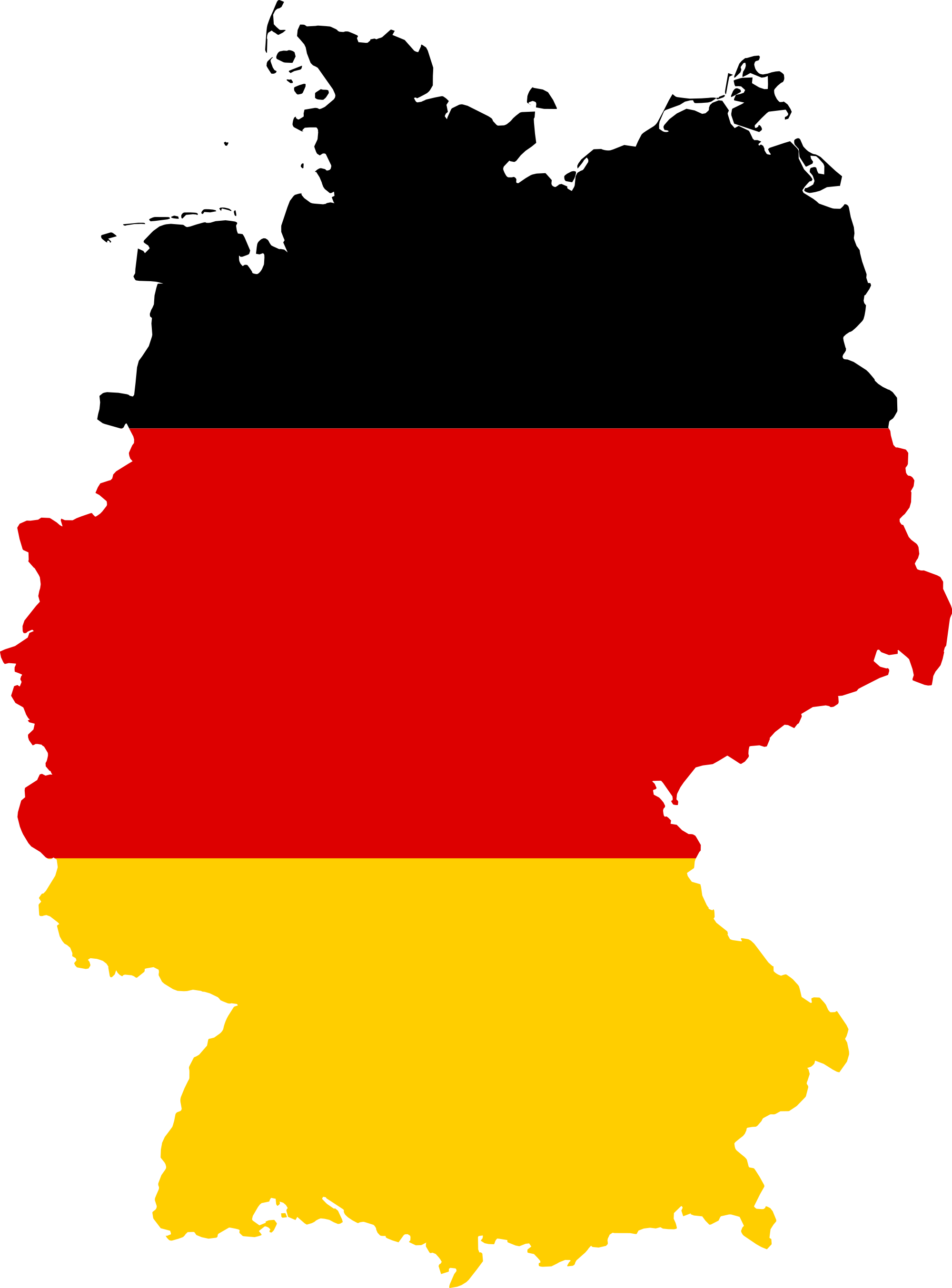 Germany Flag PNG - 20183