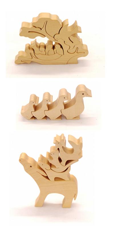 3D- Holzpuzzle die eine Geschichte erzählen. - Geschichte Erzahlen PNG