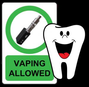 zahn-dampfe-02 - Gesunder Zahn PNG